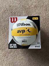 Wilson AVP Official Volleyball
