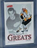 2001-02 Upper Deck Victory MHG #392 Jaromir Jagr Pittsburgh Penguins