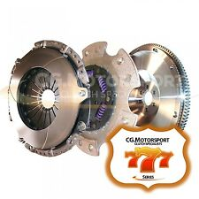 CG Motorsport 777 Clutch & Flywheel Kit Seat Leon Mk1 1.8i Cupra R / 20v Inc 4x4