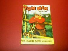 TOM MIX WESTERN #2 Fawcett Comics 1948