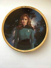 Hamilton Plate-Star Trek - Doctor Crusher