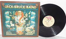 Jack Bruce Band How's Tricks LP 1977 RSO Records Cream Classic Rock Vinyl