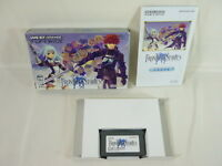 FRONTIER STORIES Game Boy Advance Nintendo GBA Import Japan Video Game gba