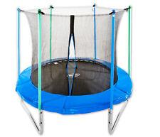 Body Coach Gartentrampolin Kinder Sicherheitsnetz Trampoline Trampolin 2,44m