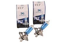 2 x H7 AutoLight24 55W ABBLENDLICHT XENON HALOGEN LAMPEN für Peugeot 307