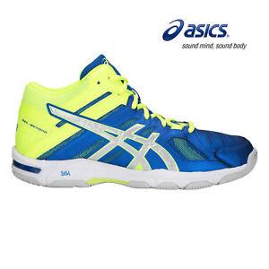 Volleyball Shoes Volleyball Schuhe ASICS GEL BEYOND 5 MT 2018 - Squash Handball
