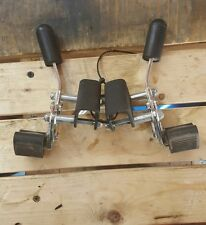 invacare harrier plus manual brakes electric wheelchair spare parts