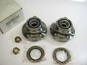(2) One Source 513016K FRONT Wheel Hub Bearing - PAIR