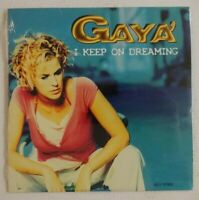 GAYA : I KEEP ON DREAMING (REMIX) ♦ NEUF / NEW CD ♦ Label: On The Beat ‎