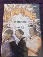 The Three Stooges Dvd New