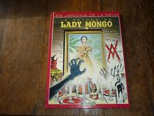 EO 1989 LES JARDINS DE LA PEUR LE RETOUR DE LADY MONGO PAR PAAPE
