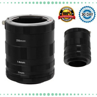 Fotodiox Macro Extension Tube Set for Micro Four Thirds (MFT, M4/3)