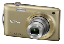 Nikon Coolpix S3300 Digitalkamera 16MP HD Video FOTO Hand Camera Kamera TOP