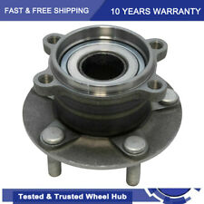 Wheel Hub and Bearing For 2013-2017 Mazda CX-5 Rear Left or Right AWD 4x4 5 Lugs