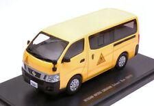 Nissan NV350 Caravan School Bus 2012 Yellow 1:43 Model 45597 EBBRO