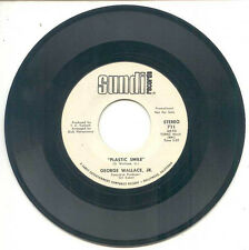 45 - George Wallace Jr. - Plastic Smile / My Guitar And My Song