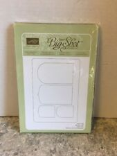New Stampin Up Sizzix Big Shot Party Pennants
