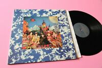 Rolling Stones LP Their Satanic Italy 1975 MInt Gatefold Cover Toopppp