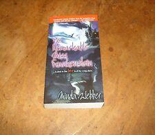 The Remarkable Miss Frankenstein by Minda Webber 2005 PB Paranormal Romance