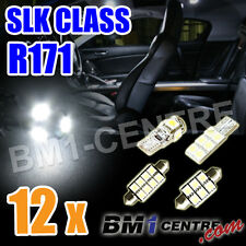 BENZ SLK CLASS R171 LED PACKAGE READING MAP DOOR LUGGAGE FOOTWELL LIGHT BULB KIT
