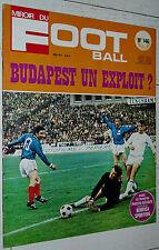 MIROIR FOOTBALL N°146 1971 BENFICA SPORTING LISBOA BLEUS AMSUD SERVETTE GENEVE