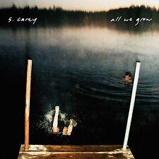 S. (Sean) Carey All We Grow Vinyl LP Record bon iver member indie NEW OPEN SALE!