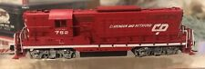 N Scale Atlas Custom Painted Claredon And Pittsford CP GP-9 TT Diesel Engine 752