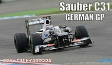 Fujimi 09172 GP-55 1/20 Scale Model Formula One Kit Sauber C31 German GP 2012
