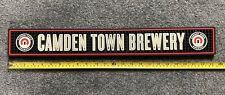 Camden Town Brewery Bar Runner Beer Mat Man Cave Pub Craft.