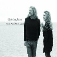 Robert Plant Raising sand (2007, & Alison Krauss) [CD]