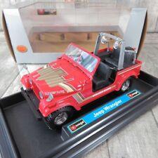 BURAGO - 1:24 - Jeep Wrangler - Golden Hawk - OVP-#A26785