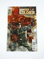 Winter Soldier #1 Marvel 2012 Captain America VF