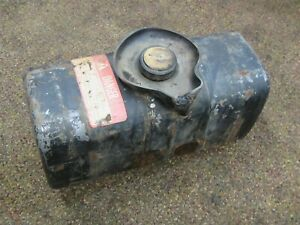 John Deere 110 120 140 112 Tractor Gas Fuel Tank