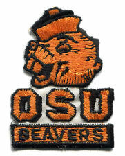"""OREGON STATE BEAVERS NCAA COLLEGE 2.5"""" LOGO PATCH"""