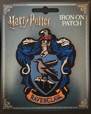 Ata-Boy Harry Potter Ravenclaw Crest Iron-on Patch