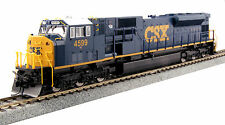 Csx Dark Future Emd Sd80/Mac Ho Diesel By Kato Models- Free Shipping In U.S.