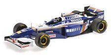 MINICHAMPS 186 960005 WILLIAMS RENAULT FW18 F1 race car Damon Hill WC 1996 1:18