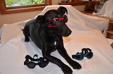 Dog Goggles Sunglasses Eye 100% UV Eye Protection Pet USA SELLER Choose Color