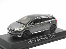 Norev 155576 - 2016 Citroen DS 5 Performance Line - Platinium Grey - 1:43 NEU!!!