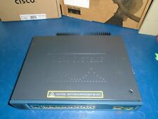 Cisco WS-C3560-8PC-S 8 port switch . 2 year warranty real time listing