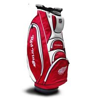 NEW Team Golf NHL Detroit Red Wings Victory Cart Bag