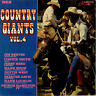 Country Giants Vol. 4 Various-Country vinyl LP album record UK CDS1122