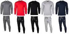 Nike Mens Club 19 full tracksuit top bottoms pants sweatshirt joggers
