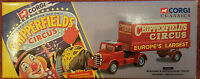 Corgi Chipperfields Circus Bedford O Articulated Truck 97303