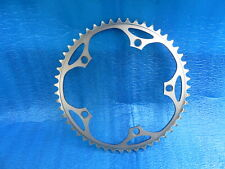 """Shimano Dura Ace FC-7710 144BCD 1/8""""  NJS Chainring 51T Fixed Gear (20040303)"""