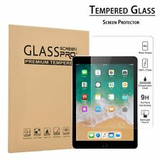 Tempered GLASS Screen Protector For Apple iPad 2 3 4 Mini 123 Air 1/2