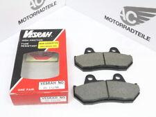 "HONDA CX 500 650 C T e TURBO BRAKE PAD SET FRONT REAR BRAKE ""Made in Japan"" VESR"