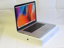 "Apple Macbook Pro 15"" 15.4 Retina i7 2.2GHZ / 16GB Ram / 1TB SSD / NEW BATTERY"
