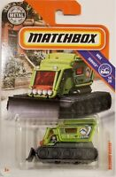 Matchbox - 2018 MBX Service 14/20 Blizzard Buster 52/125 (BBFHH18)
