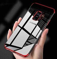 Delgado de cuero carcasa Para Samsung Note9/8 S9/S8/S7/6 A3/5/7 J4/J5/J6/7 Prime